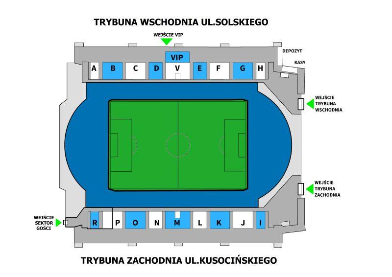 aaaaplan stadionu PUSTY