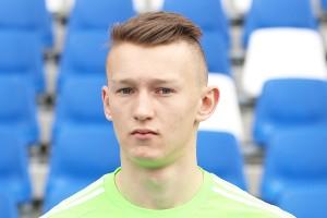 1. Rafał Strączek 12.02.1999 189cm/75kg