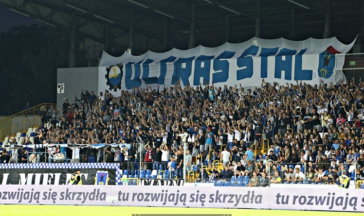 FKS Stal - Ruch Chorzów029
