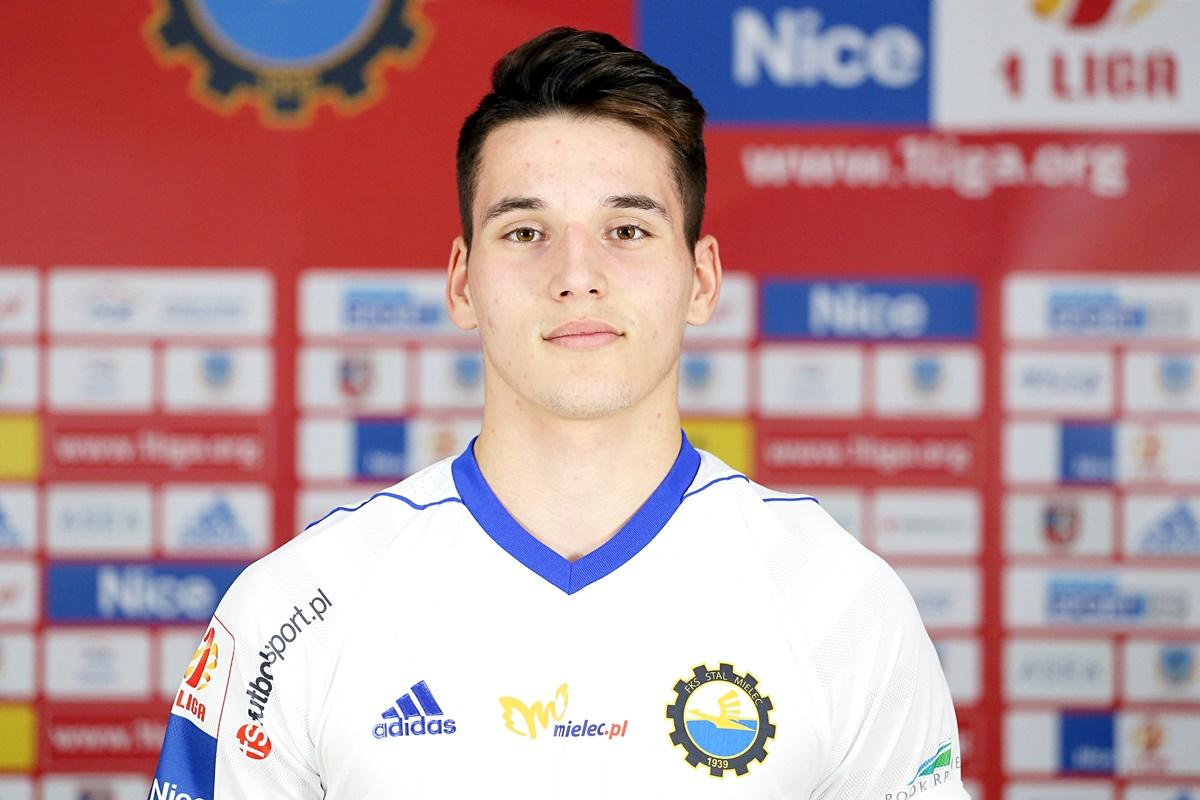 14. Piotr Goljasz 22.02.2000 183cm/72kg