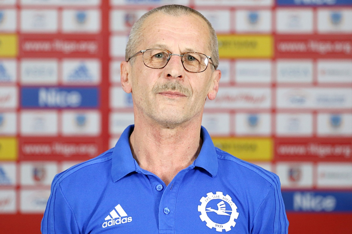 Andrzej Pryga – kierownik techniczny