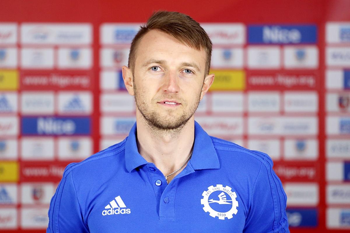Maciej Serafiński – drugi trener