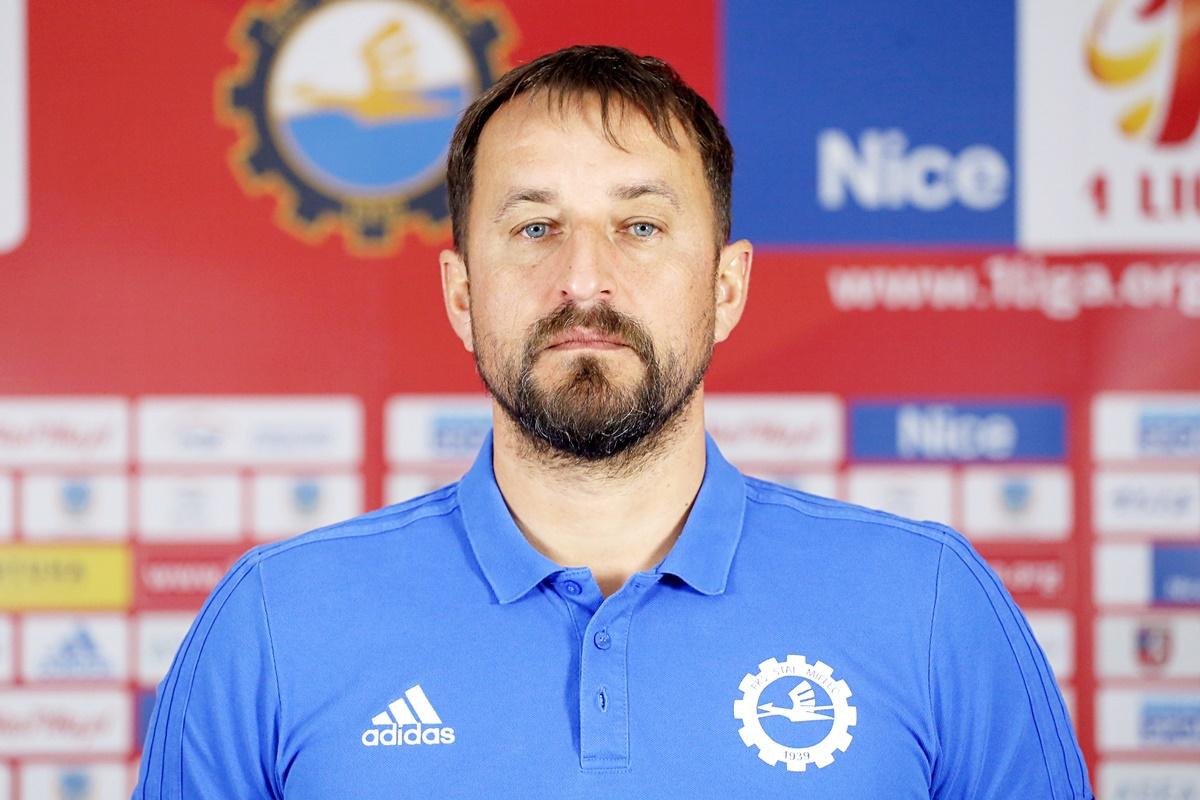 Zbigniew Smółka – trener