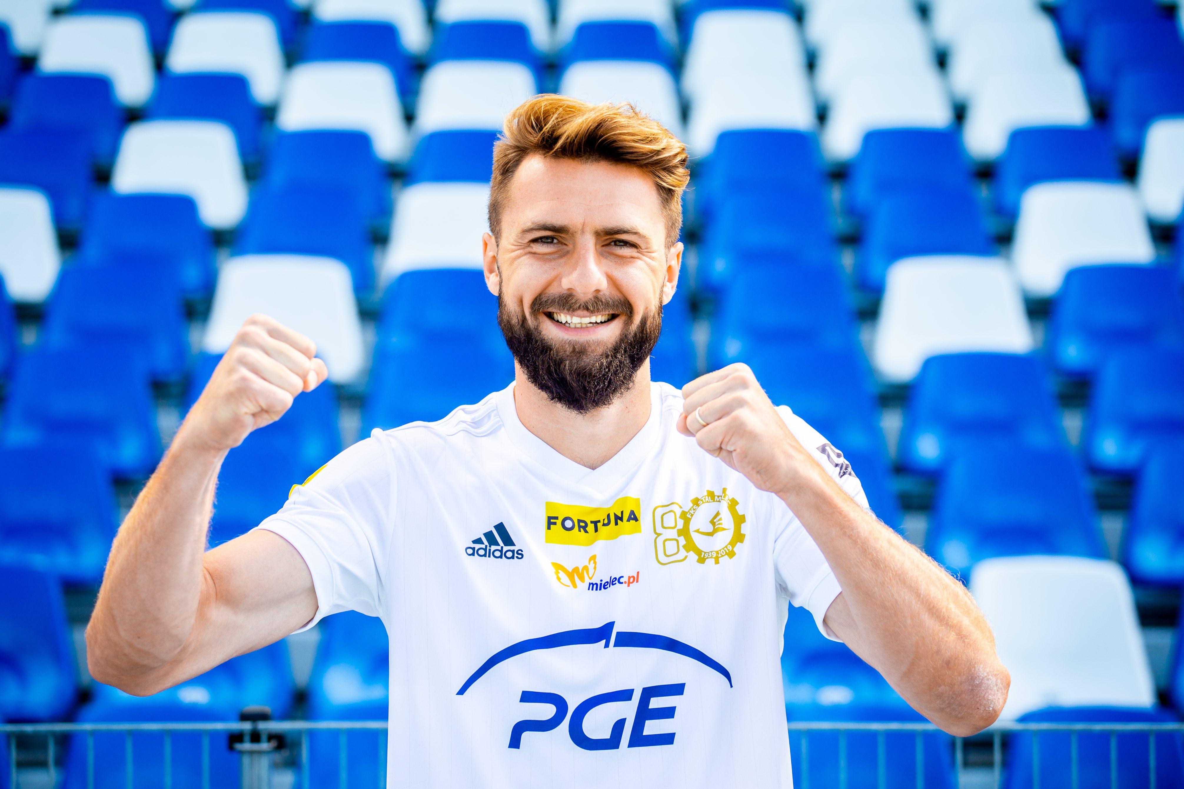 Martin Dobrotka nowym kapitanem PGE FKS Stal Mielec
